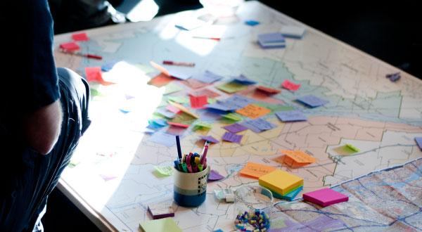 cartographie - Cartographie interactive des Communs de Montréal