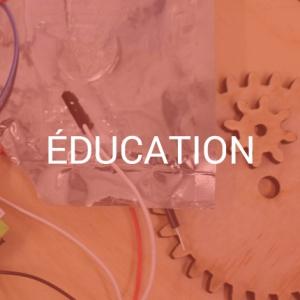 Éducation - axes