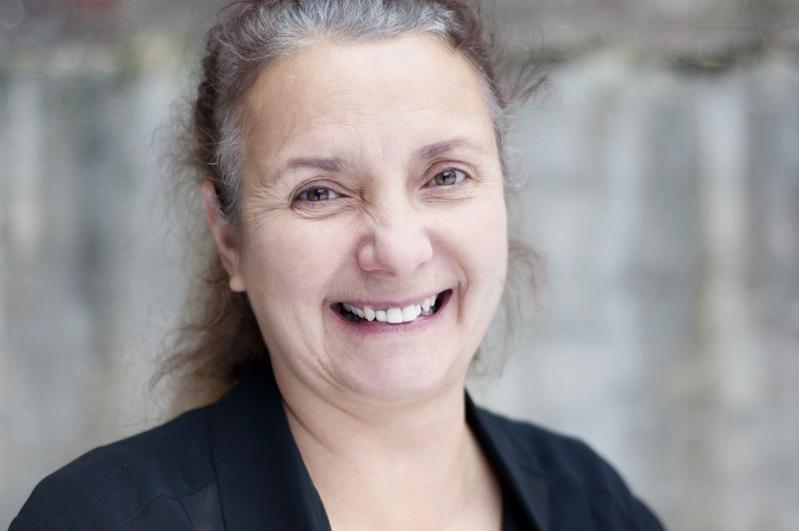 Monique Chartrand est directrice générale de Communautique