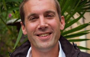 Cédric Hédont, est chargé de projets