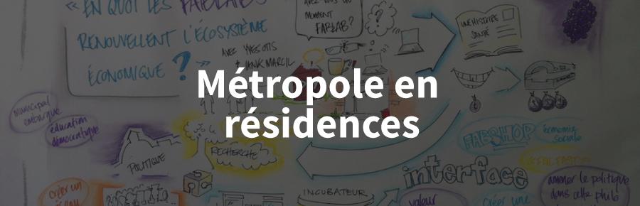 metropole residences - Métropole en résidences