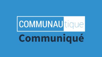 Communiqué Communautique