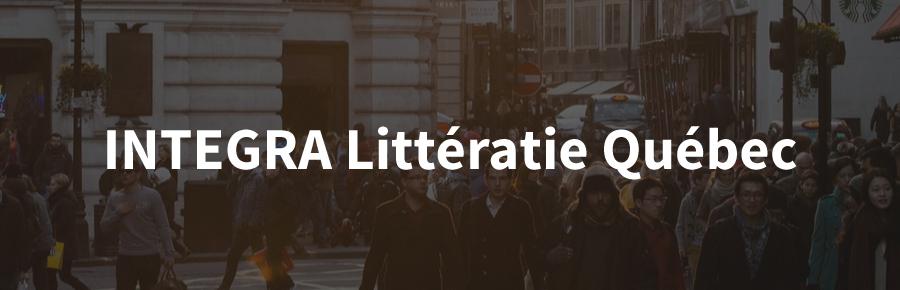 Littératie Québec
