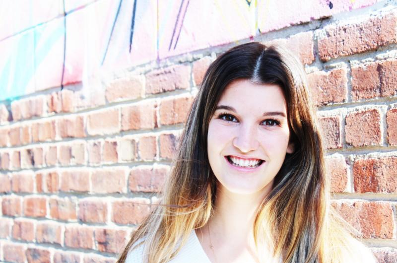 Alexandra Gendron, est coordonnatrice au programme de Stages pour les jeunes