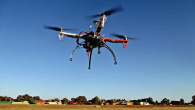 drone paysage - De la technologie à l'usage professionnel des drones en faveur du développement durable