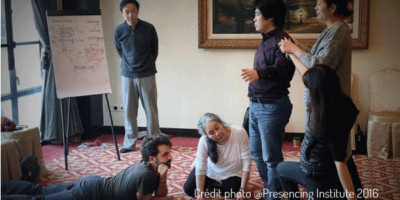 ok - Comment favoriser l'intelligence collective et la collaboration par le mouvement ?