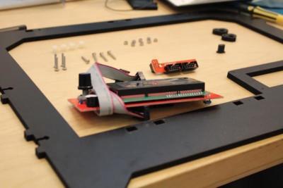 original 1 - Portes ouvertes : Monter soi-même sa propre imprimante 3D !
