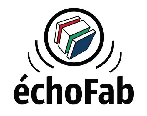 logo echofab 2011 big - Abonnement Individuel échoFab