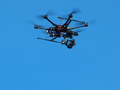 Drone 2 - Portes ouvertes : les formations en dronautique de Maxime Prati