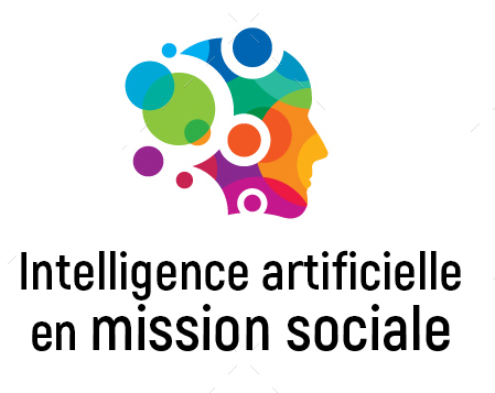 logo intelligence artificielle en mission sociale - Intelligence Artificielle en Mission Sociale