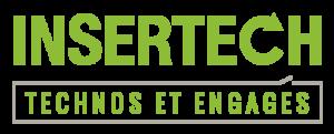 logo insertech technos engages 500x202 300x121 - Liste Stages compétences numériques