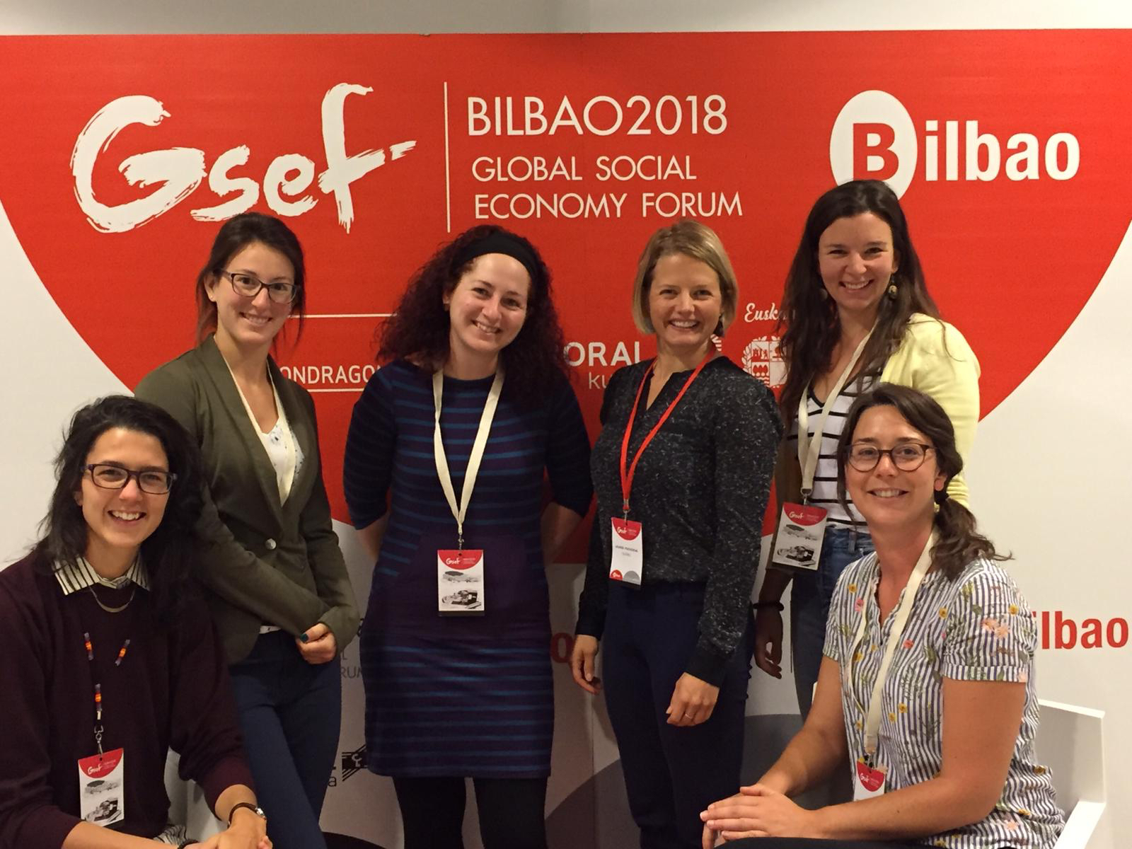 GSEF 2018 - Global Social Economy Forum, édition 2018 à Bilbao