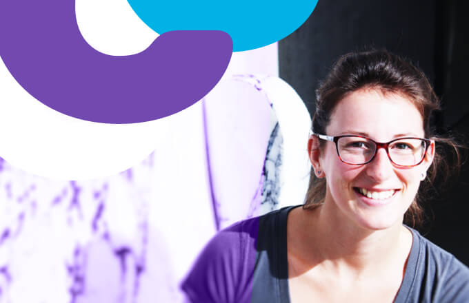Annie Ferlatte, médiatrice en écodesign stratégique et instructeure Fab Academy, poste 235