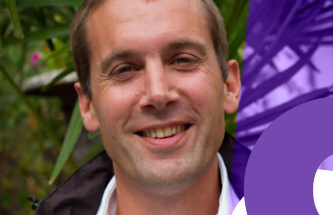 Cédric Hédont, chargé de projets