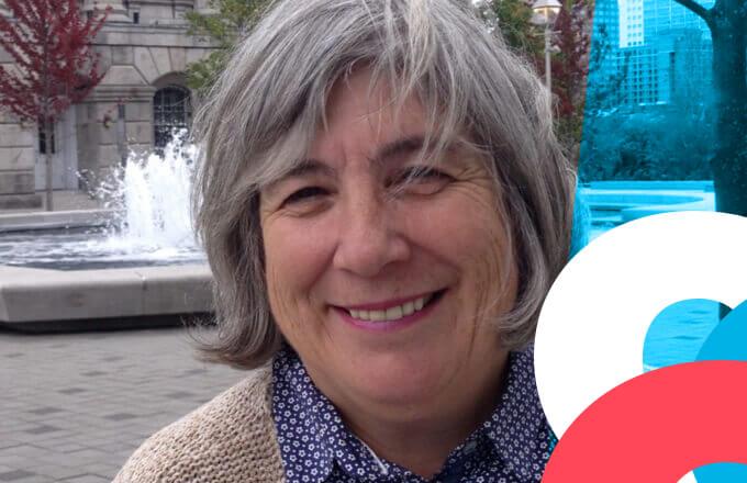 Danielle Lussier, administratrice de Communautique, urbaniste