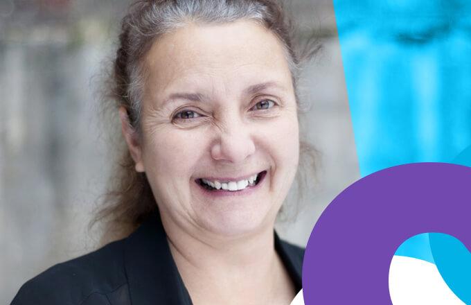 Monique Chartrand, directrice générale