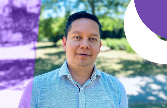 Norberto Lara, directeur des finances et administration, poste 225