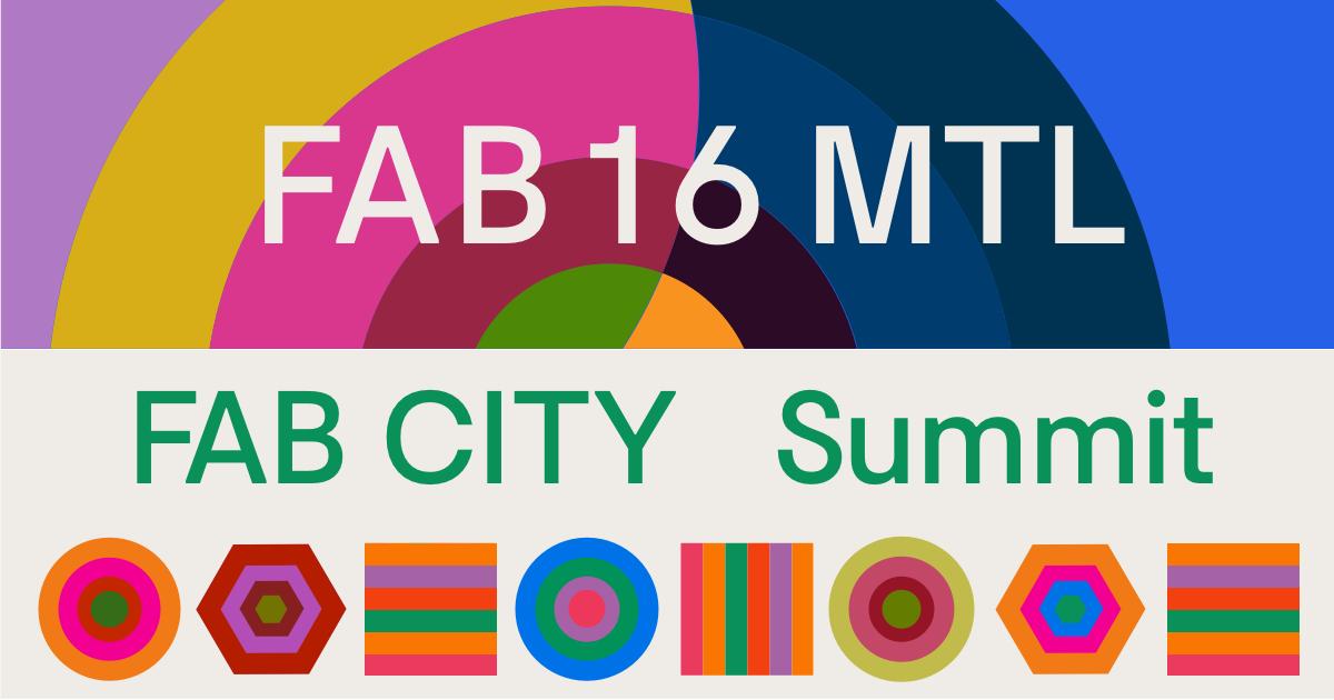 image FAB16 Fab City Summit